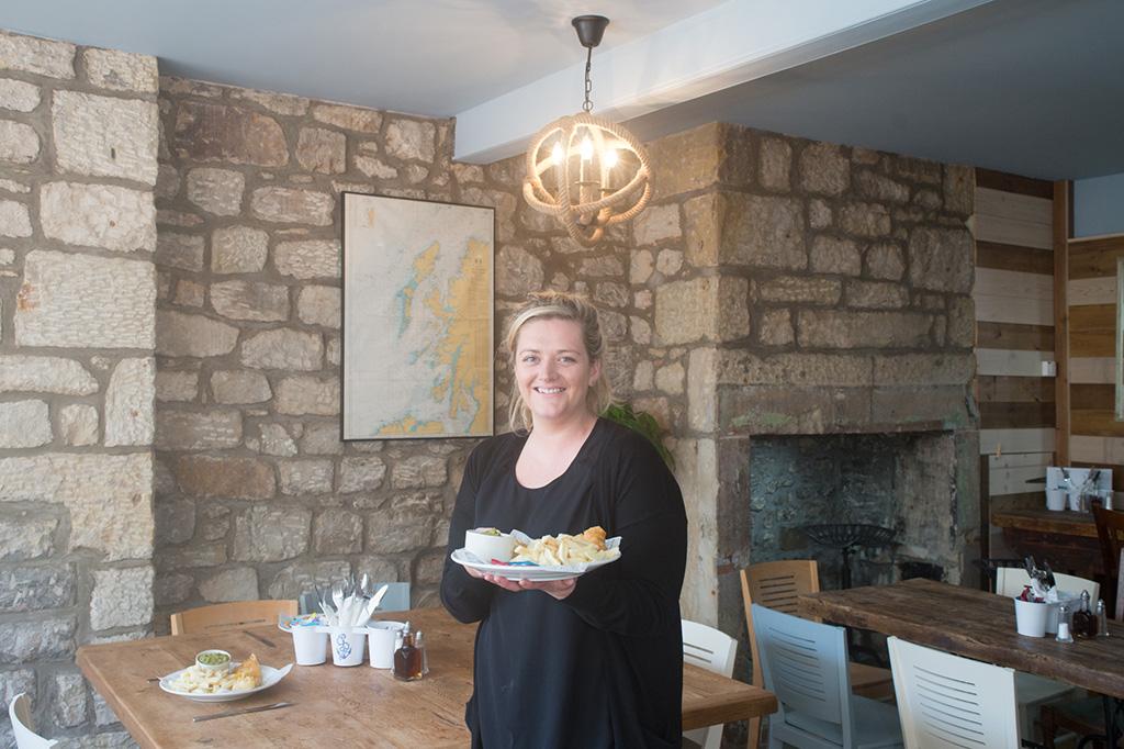 Lewis's Fish Restaurant, Northumberland